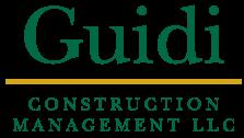 Guidi Construction Management Logo