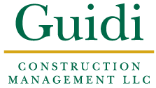 Guidi Construction Management Logo